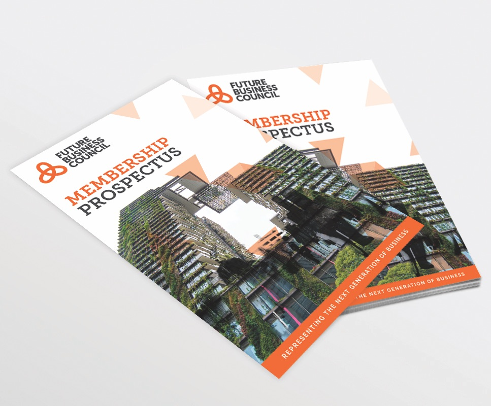 Madam Republic_Collateral Design_Future Business Council_Brochure Development